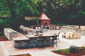 outdoor kitchens pictures sunset magazine