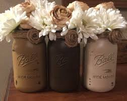rustic centerpieces for dining room tables dining room table etsy