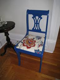 Duncan Phyfe Rose Back Chairs by Antique Duncan Phyfe Chair Makeover Diy Before U0026 After