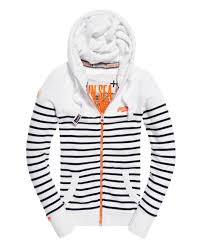 superdry coats sale shop womens superdry sun u0026 surf zip hoodie