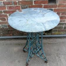 Zinc Top Bistro Table Zinc Top Bistro Table Just Jones Interiors
