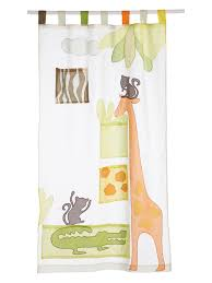 rideau chambre bébé jungle rideaux bebe garcon idées de décoration capreol us