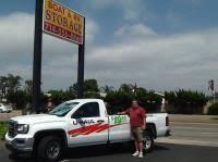 u haul moving truck rental in santa ana ca at red carpet rv storage
