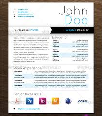 Graphic Design Resumes Samples by The Ashley Resume Template Design Graphic Design Marketing Sales