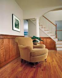Wainscoting Kits Ireland Stained Wainscoting In Dining Rooms Door Entry From Foyer