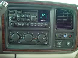 cadillac escalade radio 2003 cadillac escalade reviews and rating motor trend