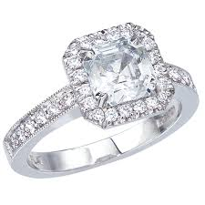 platinum diamonds rings images Platinum diamond engagement ring for radiant center with diamond png