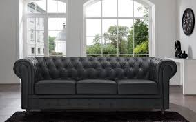 Leather Tufted Sofa by The Stylish Leather Tufted Sofa For Your Home Brockhurststud Com