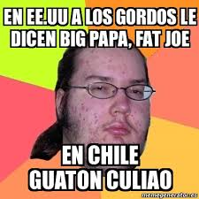 Fat Joe Meme - meme friki en ee uu a los gordos le dicen big papa fat joe en
