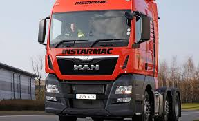 man tgx is firm u0027s first choice for new investment fleet uk haulier