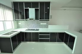 16 desain u0026 harga kitchen set minimalis modern sederhana terbaru