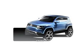 volkswagen suv 2012 new volkswagen taigun is a concept for an up based small suv