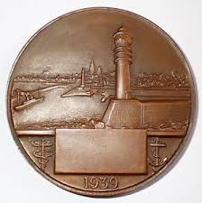 chambre des commerces dunkerque medaille chambre de commerce dunkerque 1939 a307 ebay