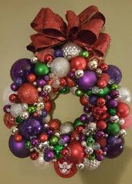 special wreath with the bon jovi ornament for my friend debbie