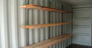 Heavy Duty Shelves by Storage U0026 Cargo Shipping Container Shelves And Brackets