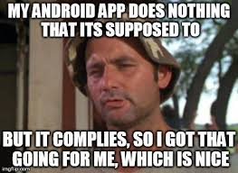 Memes App Android - there goes 30 of 20 of my grade imgflip