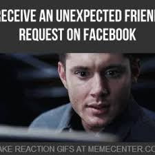 Friend Request Meme - friend request on facebook by jizzaber meme center
