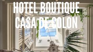 hotel boutique casa de colón in seville seville spain visit