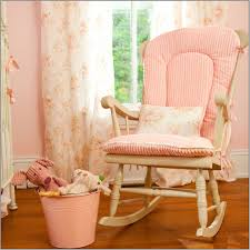 White Nursery Furniture Sets For Sale by Furniture White Rocking Chair For Nursery With Blue Cushions On