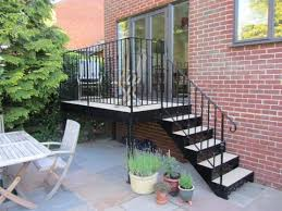wrought iron steps hampshire outside pinterest wrought iron