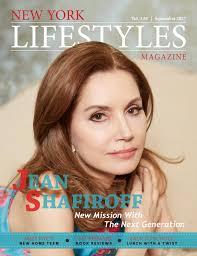 new york lifestyles magazine september 2017 by new york