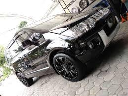 mobil mitsubishi delica velg 20 inci jt02 mitsubishi delica tampil mewah dan berkelas
