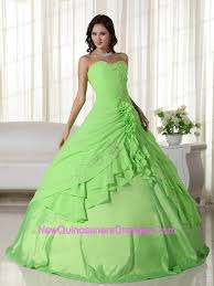 green quinceanera dresses 6 styles of green quinceanera dresses cars and cake
