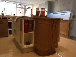 ex display kitchen islands ex display kitchen island unit including units sink tap wine