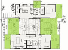 garden home house plans michelle kaufmann designs breezehouse sidebreeze
