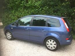 ford focus 1 6 c max style 5dr manual for sale in preston