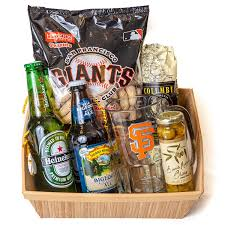 san francisco gift baskets francisco giants gift basket