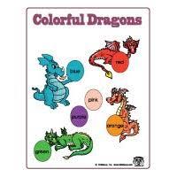 colors preschool activities lessons and worksheets kidssoup