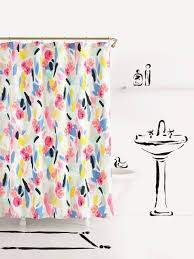 curtain u0026 blind aqua shower curtain jcpenney window treatments