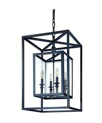 the right height to hang entryway chandeliers and other room
