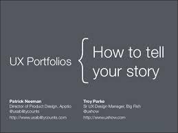 design thinking exles pdf ux portfolios patrick neeman director of product design apptio