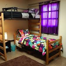 Dorm Room Loft Bed Plans Free by 16 Best Dorm Stuff Images On Pinterest Dorm Layout College Dorm