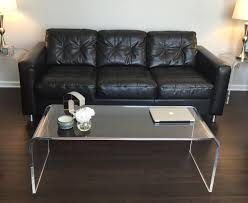 coffee table for long couch incredible sofa picture design awesome rectangle transparent glass