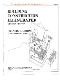 building construction illustrated by francis dk ching pdf