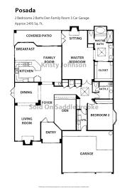Borgata Floor Plan Floor Plans For Saddlebrooke Sold On Saddlebrooke Long Realty