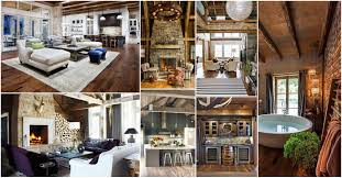 Interiors For The Home Creeks Edge Farm Wonderfully Rustic Home Decor Ideas Kitchen Idolza