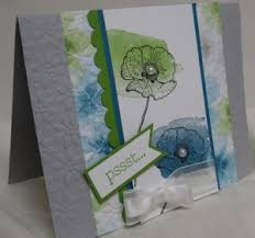 handmade watercolor cards handmade s day card