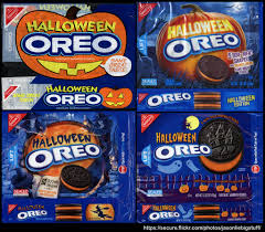 halloween oreos over the years here are the four different u2026 flickr