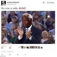 Memes Landing - sad michael jordan meme erupts on twitter after north carolina lose