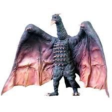 x plus godzilla kaiju 12in series rodan 1968 1964 vinyl figure