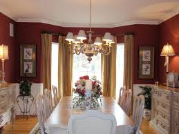 dining room winsome red dining room curtains images dining