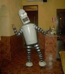 Bender Halloween Costume 25 Disfraces Caseros Adultos Ideas