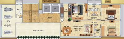 floor plan for gym ap kool breeze in santacruz west mumbai price location map