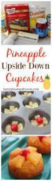 pineapple upside down cupcakes recipe pineapple upside cake