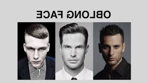 mens hairstyles for oblong faces oval face shape hairstyles male oblong face cut men hair styles