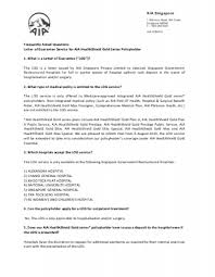 frequently asked questions on letter of guarantee aia singapore